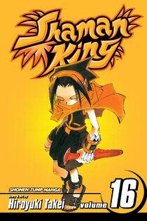 Shaman King Volume 16