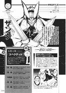 Akame ga Kill Guidebook Zanku