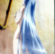Esdeath's Shower Scene Stitched Cap (Akame ga Kill Ep 10)