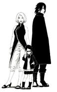 Sasuke's family