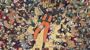 Naruto as a hero