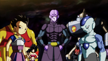 Universe 6 Team (Dragon Ball Super Ep 96)