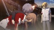Kumagami's Sacrifice (Charlotte Ep 11)