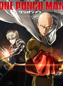 One Punch Man Anime Poster