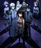 Elite Seven (Akame ga Kill Ep 22)