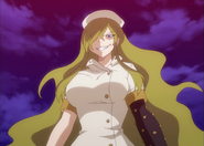 Eclipse Ophiuchus Stitched Cap (Fairy Tail Ep 215)