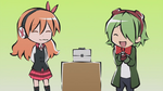 Chelsea and Lubbock (Akame ga Kill ONA 12)