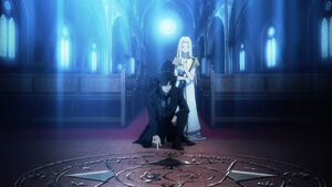 Fate Zero Episode 01