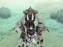 Sakura & team 7
