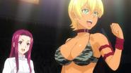 Ryoko and Ikumi Happy for Soma (Food Wars Ep 24)