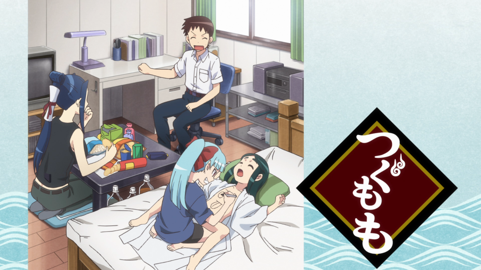 Image - Tsugumomo Ep 8 Eyecatch 1Png  Animevice Wiki  Fandom Powered By Wikia-8746