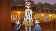 Mikan and her little brothers (My Monster Secret Ep 11)