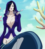Madam Sharley Stitched Cap (One Piece Ep 552)