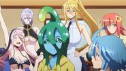 Musume Gals Teach Suu (Monster Musume Ep08)