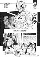 Akame ga Kill Guidebook Syura