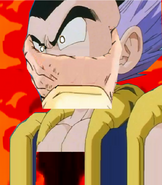Dr gero kills gotenks after arbaobing his engey