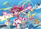 14Pretty Cure All Stars DX