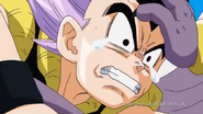 Bills kneed gotenks in the stomach6