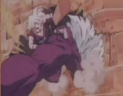 Gohan in a fight3