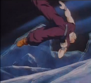 Gure punched gohan2