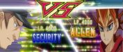 Allen vs security