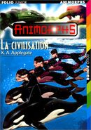 Animorphs 36 the mutation la civilisation french cover