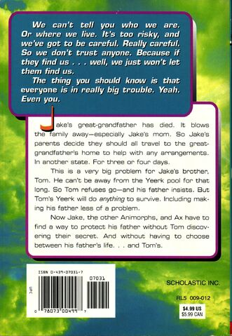 File:Animorphs 31 The Conspiracy back cover.jpg