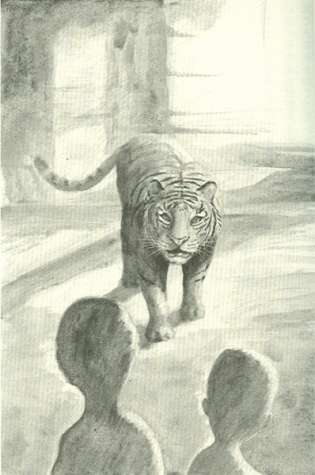 File:Jake and Marco meet the tiger at the gardens book 1 The Invasion Japanese illustration.jpg