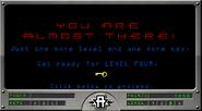 Hawk rescue Level 3 you found key prepare for level 4