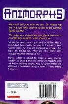 Animorphs 13 change uk back cover