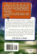 Animorphs 20 the discovery back cover