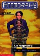 Animorphs 6 the capture La Captura Spanish cover Emece