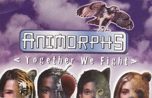 Animorphs Postcard