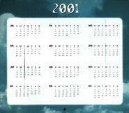 14 2000 calendar year 2001