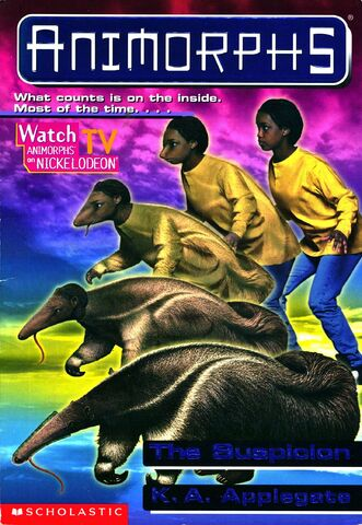 File:Animorphs 24 the suspicion front cover with watch tv logo.jpg