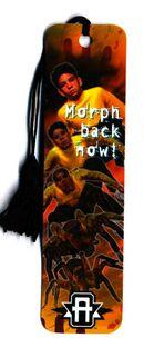 Marco antioch tassled bookmark morph back now book 10