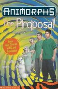 Animorphs 35 the proposal UK cover