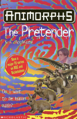 File:Animorphs 23 the pretender UK cover.jpg
