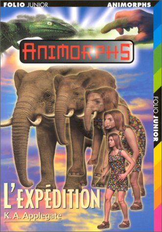 File:Animorphs 42 journey french cover L'expedition.jpg