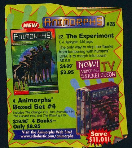 File:Animorphs 28 experiment book orders ad.jpg