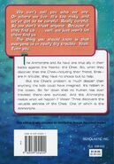 Book 27 back cover scholastic edition