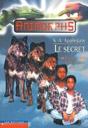 Animorphs 9 the secret Le secret french canadian cover
