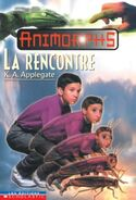 Animorphs 30 the reunion La Rencontre french canadian cover