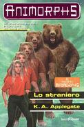 Animorphs 7 the stranger Lo straniero italian cover