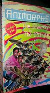 Animorphs 49 50 diversion ultimate UK cover higher res