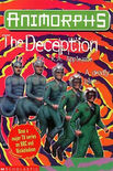Animorphs 46 the deception UK cover