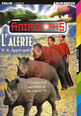 Animorphs 16 the warning french cover