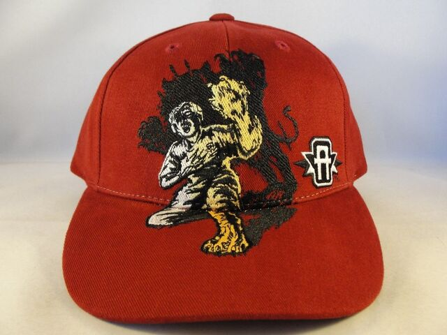 File:Animorphs baseball cap front red jake tiger.jpg