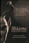 Andalite chronicles ad4 from inside book 12