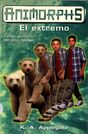 Animorphs 25 the extreme spanish cover